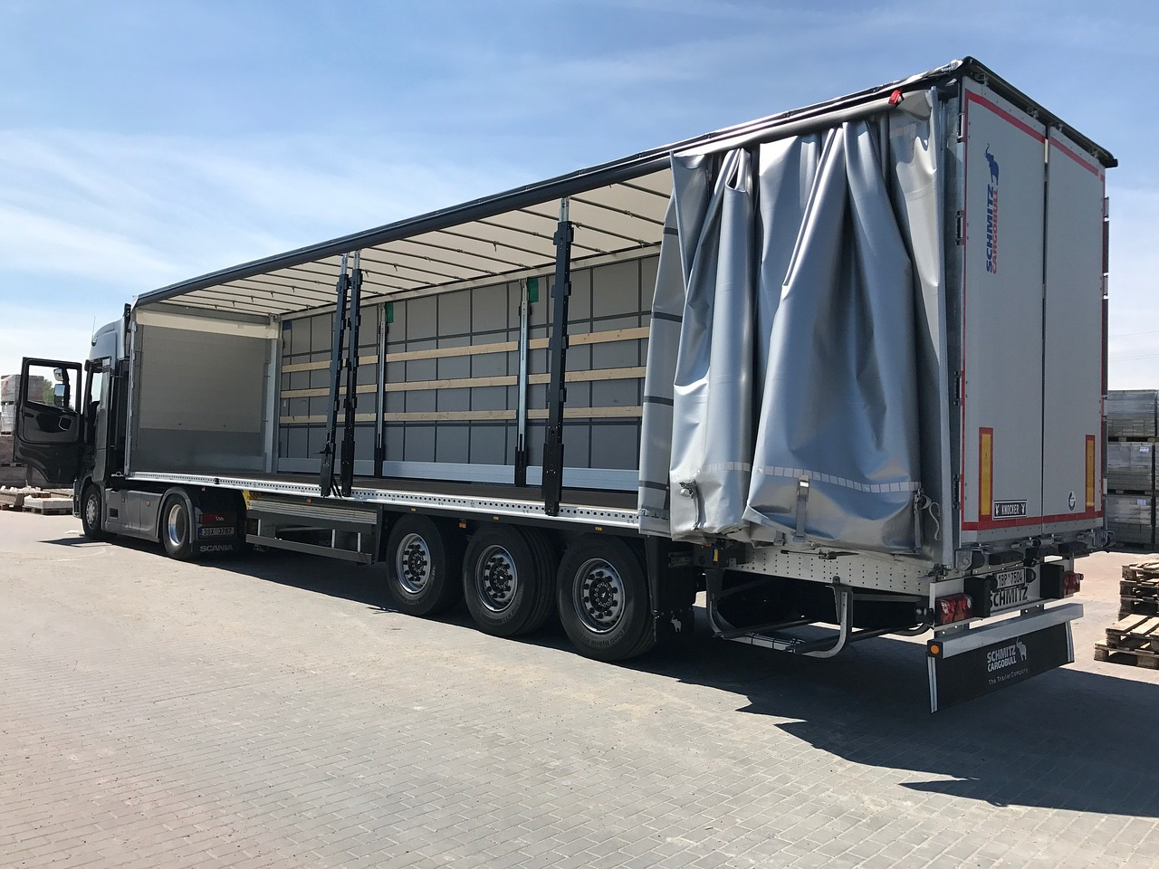 Zabezpieczenie towarów w transporcie